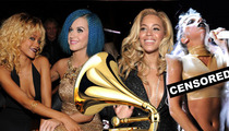 Grammy Wardrobe Censorship -- You Be the Judge