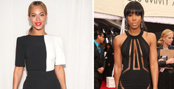 Beyonce vs. Kelly Rowland -- Who&#039;d You Rather?