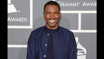 Frank Ocean -- Has the Grammys Wrapped Around His Fingers