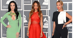 2013 Grammy Awards -- The Hits, Runs &amp; Errors