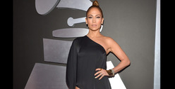 Jennifer Lopez -- Give CBS the Leg!