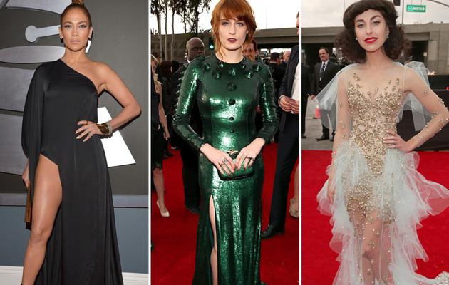 2013 Grammys: Worst & Best Dressed Stars!