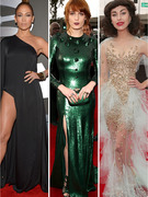 2013 Grammys: Worst &amp; Best Dressed Stars! 
