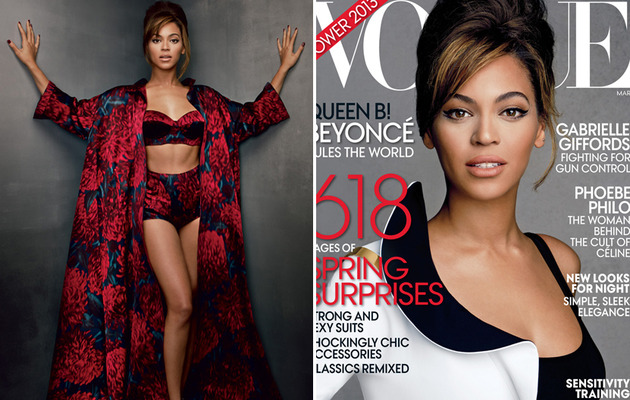 Beyoncé Opens Up About Motherhood, Handling the Haters