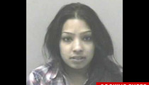 Salwa Amin Arrested -- 'Buckwild' Star Busted for Drug Possession