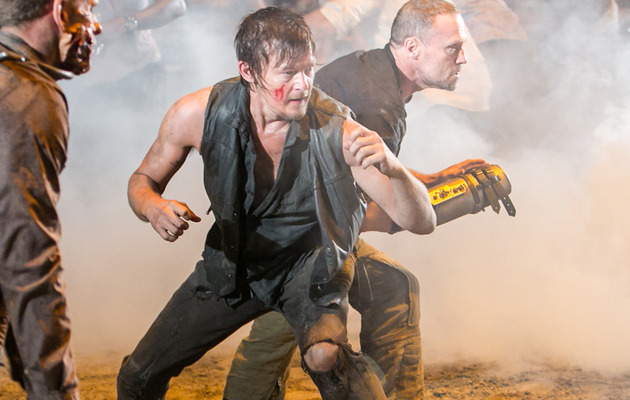 """The Walking Dead"" Returns: Get All Caught Up"