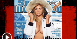 Kate Upton Has a Great Pair ... of Sports Illustrated Swimsuit Edition Covers