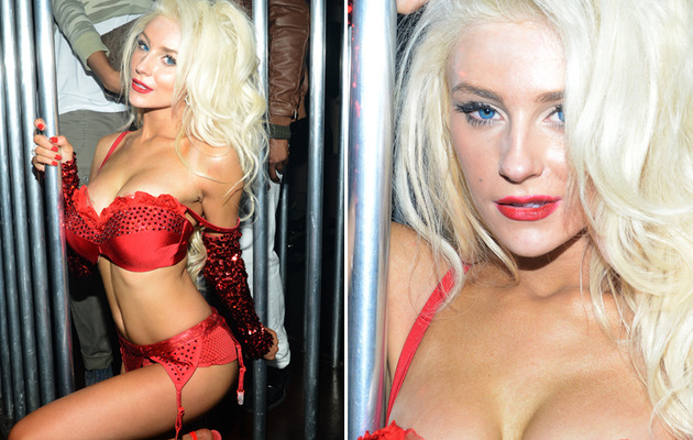 Courtney Stodden Looks Great for Thirty-Six