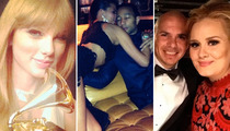 2013 Grammys: See the Celebrities' Personal Pics!