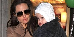 Vivienne Jolie-Pitt -- Brangelina&#039;s Baby Scores Huge Payday for First Movie Role