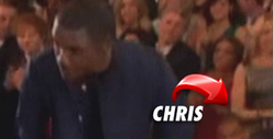 Chris Brown -- Ungracious in Defeat to Frank Ocean
