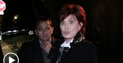 Sharon Osbourne -- Candles Are BANNED at the Osbourne House