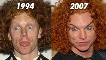 The Evolution of Carrot Top