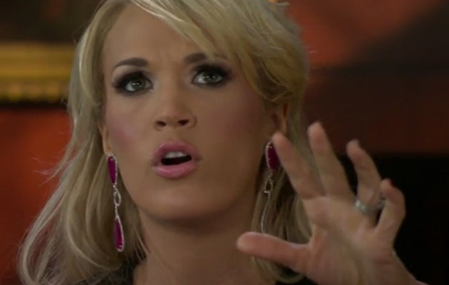 Does Carrie Underwood Hate Taylor Swift? See Carrie's Response!