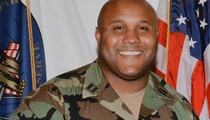 Christopher Dorner -- CORNERED In Gun Battle with Cops