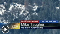 Christopher Dorner Standoff -- Newscast PRANKED By Howard Stern Fan