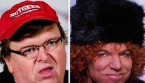 Michael Moore vs. Carrot Top: Who'd You Rather?