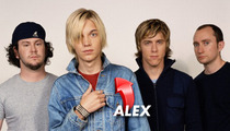 'The Calling' Singer Alex Band -- Violent Van Abduction in Michigan [Update]