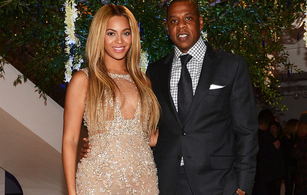 Photos: Beyonce Stuns at Premiere with Jay-Z