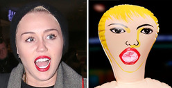 Miley Cyrus -- Doll Face!