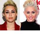 Miley Cyrus Needs To Do Her Roots ... Stat!