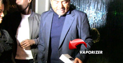 George Lopez -- What Are You Doing with a Vaporizer?