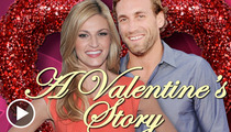 Erin Andrews & Jarret Stoll -- What NOT to Say About Valentine's Day
