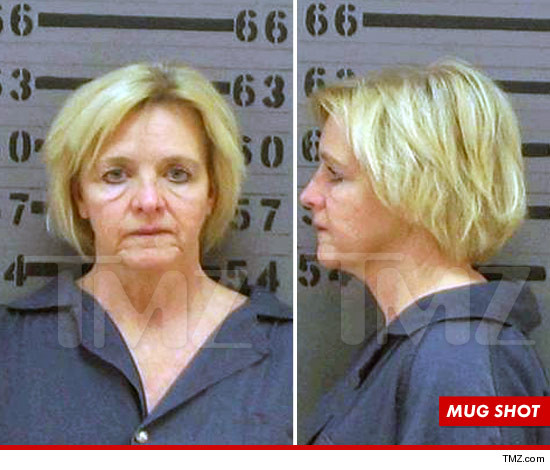 Sheryl Phillips mug shot