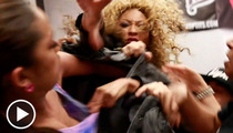 'Love & Hip Hop' Fight -- Cause for the Claws