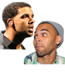 Drake & Chris Brown Feud