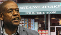 Forest Whitaker Blasts NYC Deli -- I Was FALSELY ACCUSED of Stealing