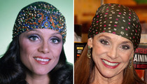 Valerie Harper -- Good Genes or Good Scarves?