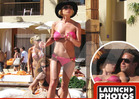 Jaime Pressly Flaunts Bikini ... and New Man