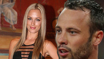 Oscar Pistorius' Girlfriend Set to Give Speech on Abuse ... Day She Was Killed