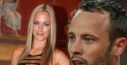 Oscar Pistorius&#039; Girlfriend Set to Give Speech on Abuse ... Day She Was Killed