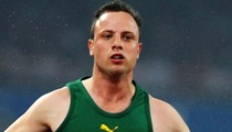 Oscar Pistorius Murder Investigation -- Bloody Cricket Bat Found at Scene