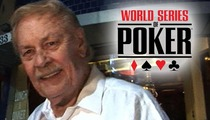 Jerry Buss -- World Series of Poker to Honor Legend with Tournament