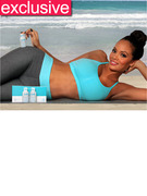 Exclusive: Evelyn Lozada Shows Off Beach Bod for youthH2O