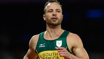 Oscar Pistorius -- Called a 'Reckless' Disaster Waiting to Happen by Fellow Paralympian