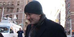 Alec Baldwin -- ALL SMILES After Allegations of Racism
