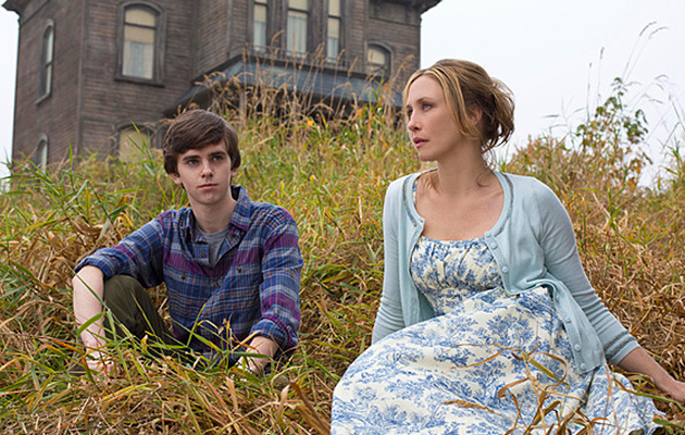 """Bates Motel"" - Former Child Star Playing Young Norman Bates!"