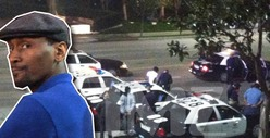 Metta World Peace -- Cops Confront Armed Men at Laker's Condo Complex