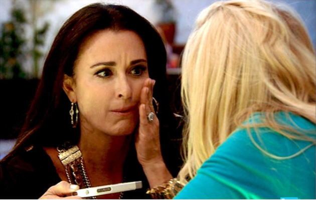 """Real Housewives"" Recap: New Romance, New Nose!"
