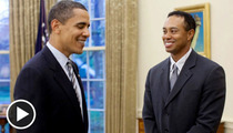 President Barack Obama -- Tiger Woods Isn't The Only Cheater I Know