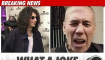 Howard Stern -- Aflac Had 'No Reason' to Fire Gilbert