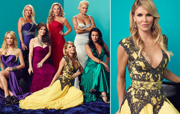 "5 Revelations From The ""Real Housewives of Beverly Hills"" Reunion"