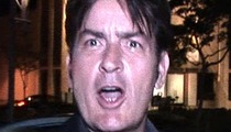 Charlie Sheen -- Halfway to $150 Million Payday