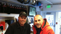 Matt Lauer -- Un-Vailed in Colorado