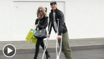 Paris Hilton -- I'm Gonna Shop Til My Injured Boyfriend River Viiperi Drops