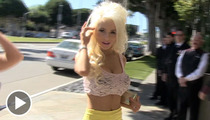 Courtney Stodden -- Watch Me Devalue The Oscars